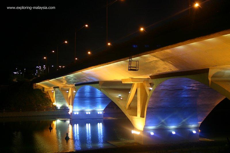 Seri Bistari Bridge, Putrajaya