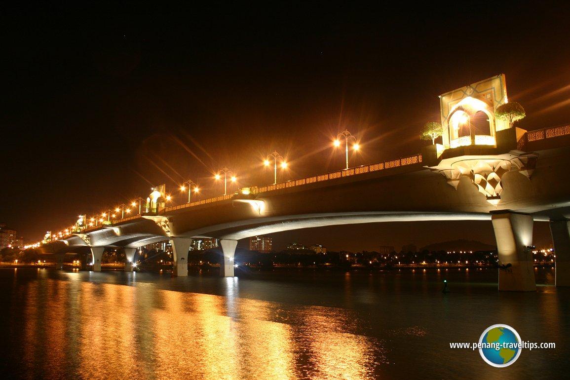 Seri Perdana Bridge, Putrajaya