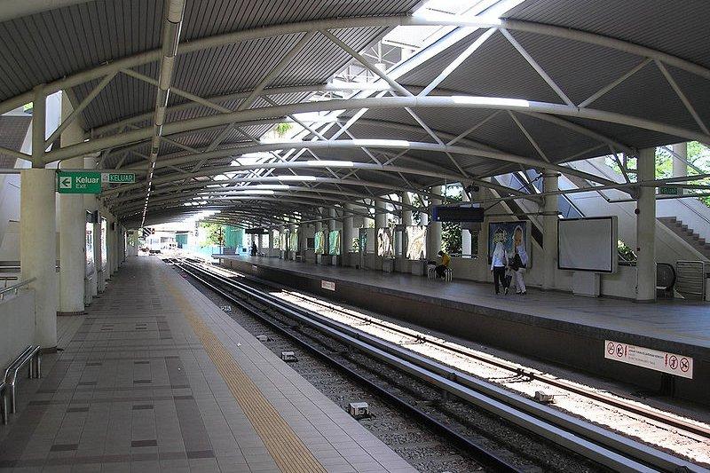 Sri Petaling LRT Station