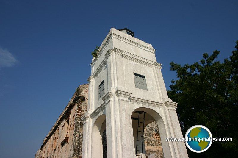 Church of St Paul, Malacca