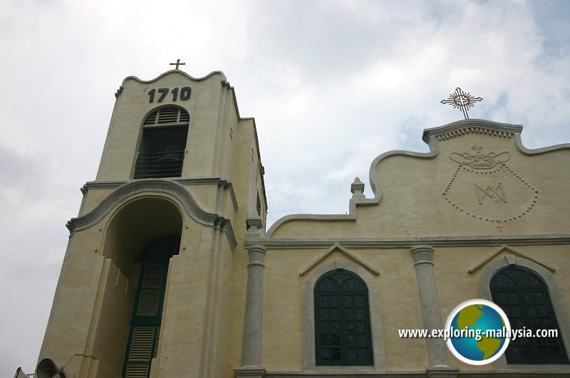 St Peter's Church, Malacca