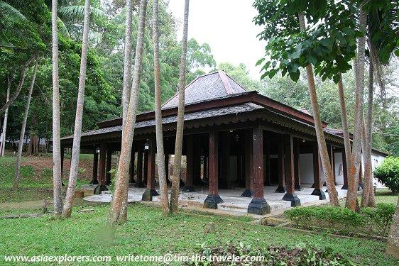 Sulawesi Pavilion, Taman Mini Asean
