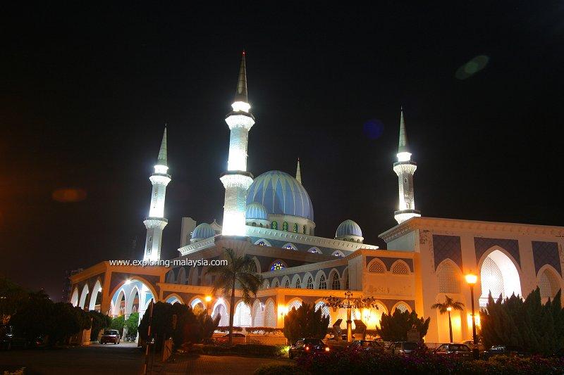 Sultan Ahmad Shah Mosque, Kuantan