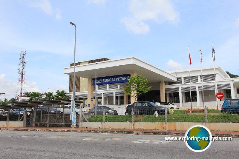 Train Stations in Kedah