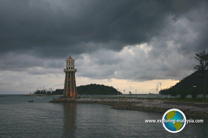 Telaga Harbour Park, Langkawi