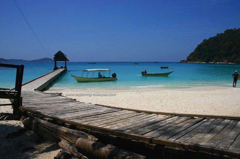 Teluk Pauh, Pulau Perhentian Besar