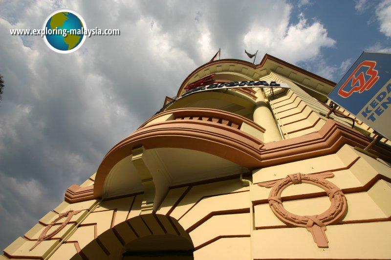 Ipoh Tenaga Nasional Building (formerly Perak Hydro Building)