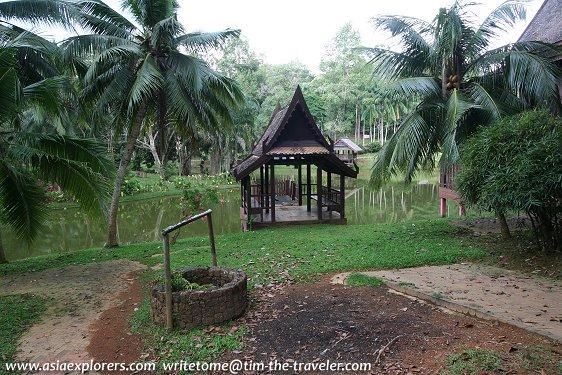 Thai Riverside Pavilion, Taman Mini Asean