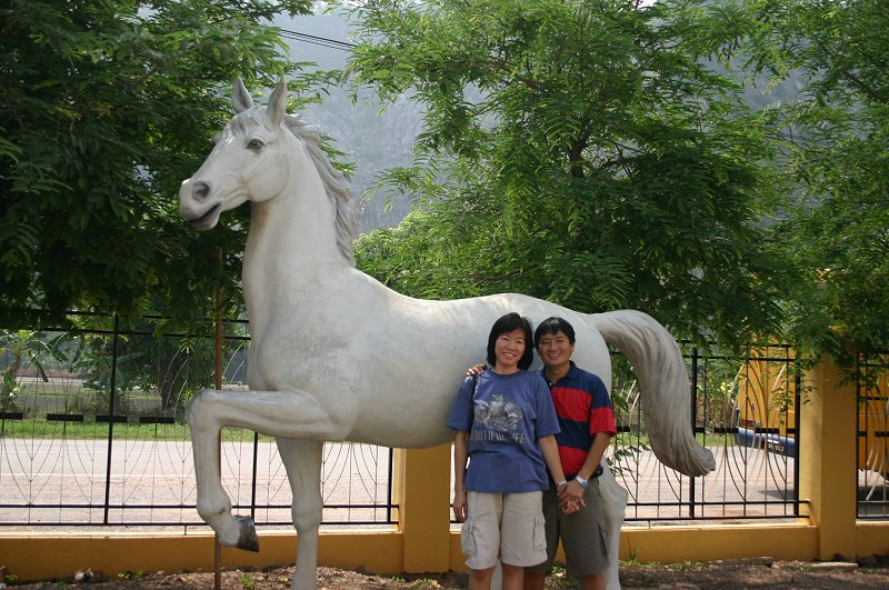 Tim & Chooi Yoke at the Rice Museum