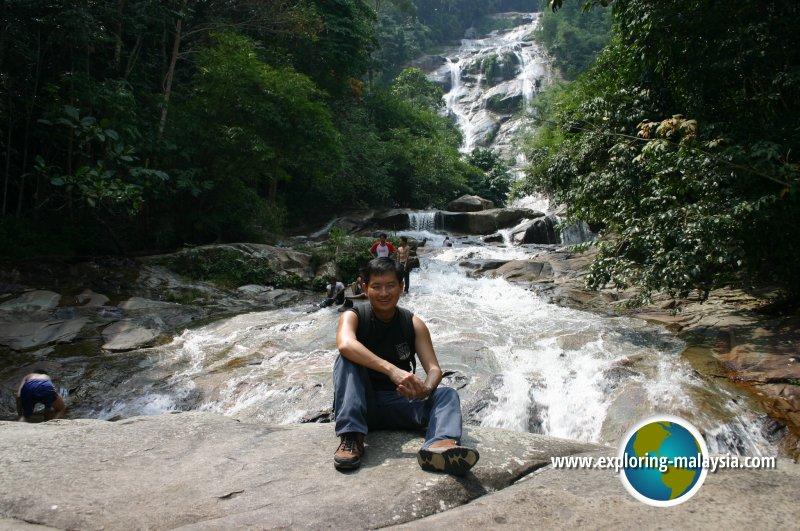 Timothy Tye at Lata Kinjang