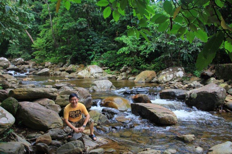 Titi Hayun Recreational Forest in Kedah