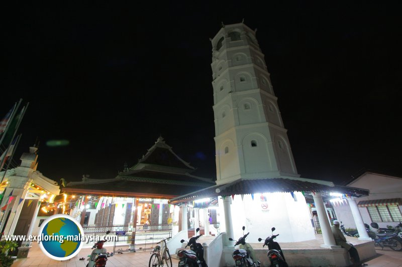 Tranquerah Mosque, Malacca