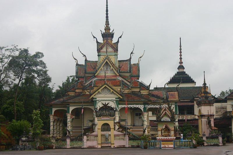 Wat Uttamaram, Tumpat, Kelantan