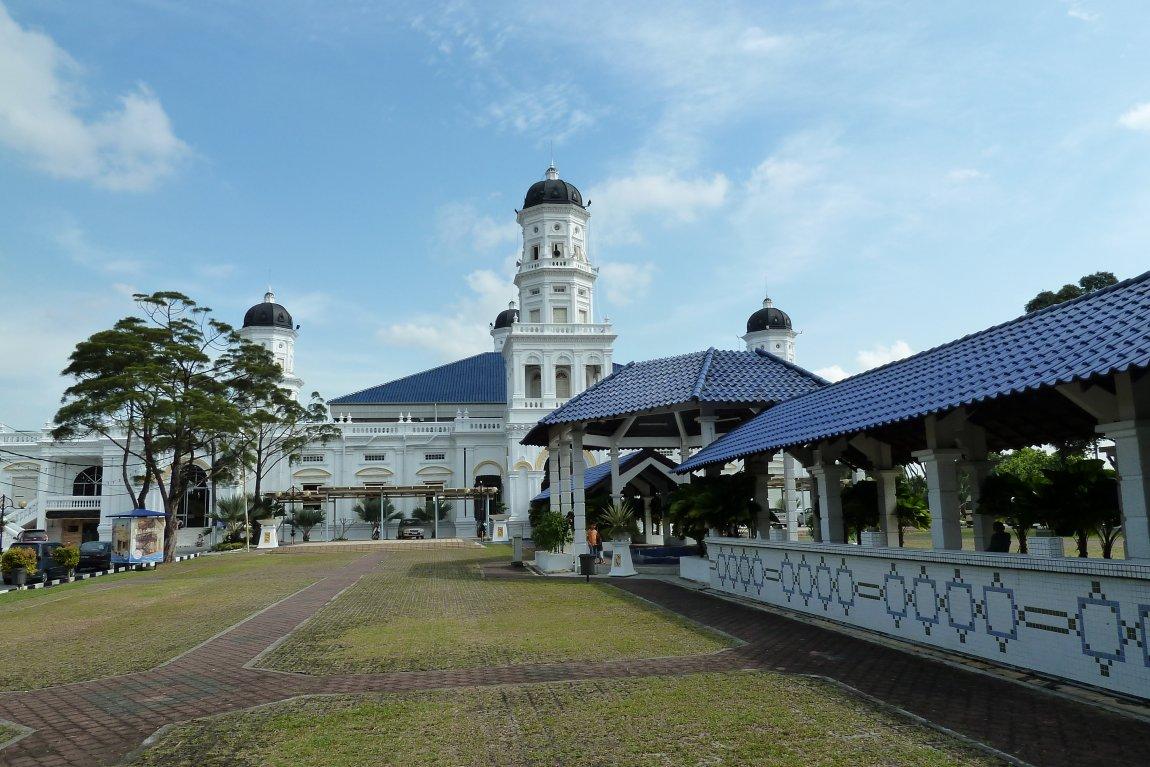 Masjid Sultan Abu Bakar, Johor Bahru