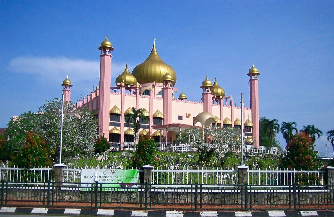 New Zealand Mosque Wikipedia: Masjid Bandaraya Kuching
