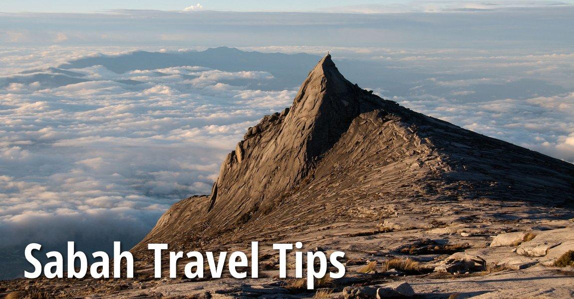 Sabah Travel Tips