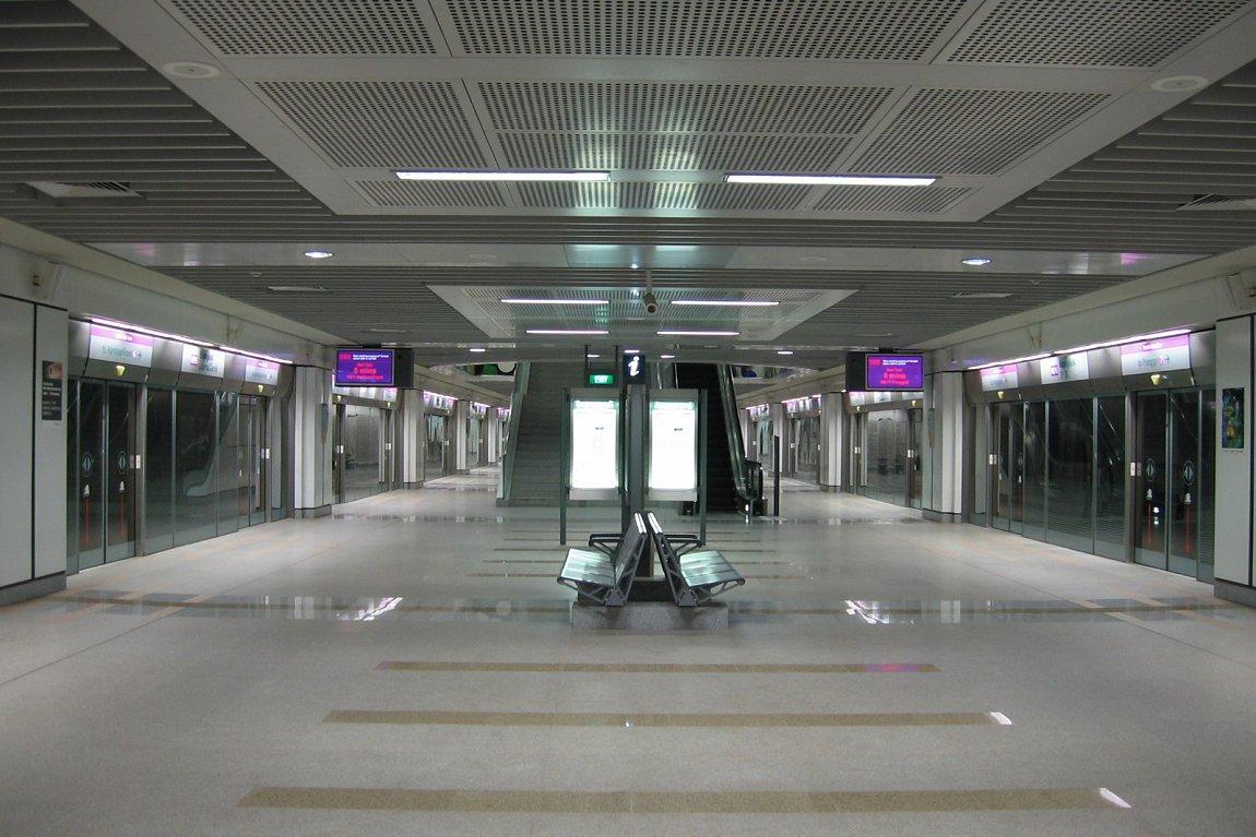 Buangkok MRT Station