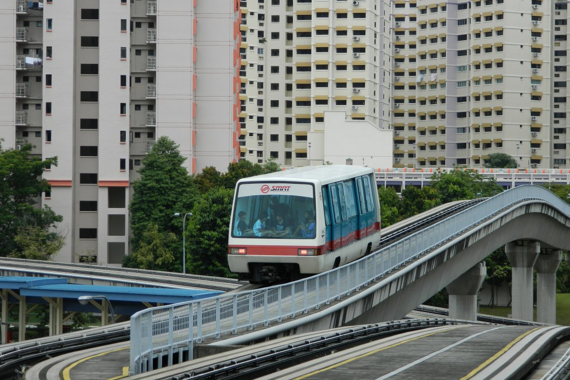 Bukit Panjang LRT/MRT Station