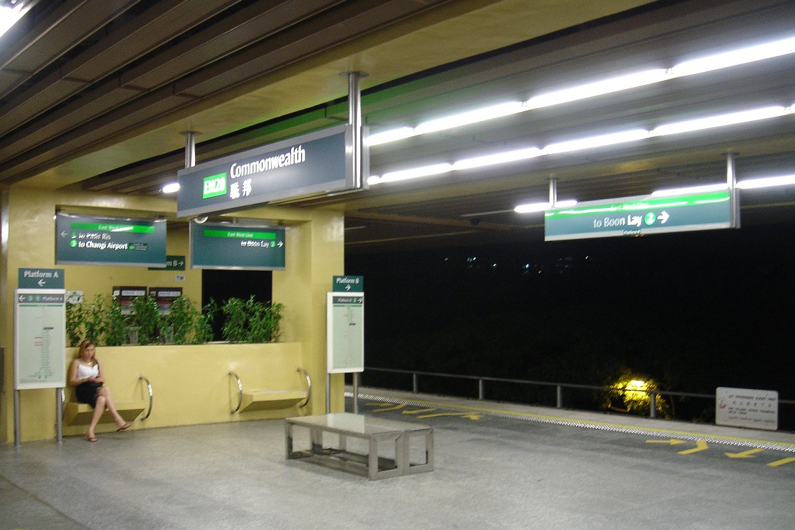 Commonwealth MRT Station