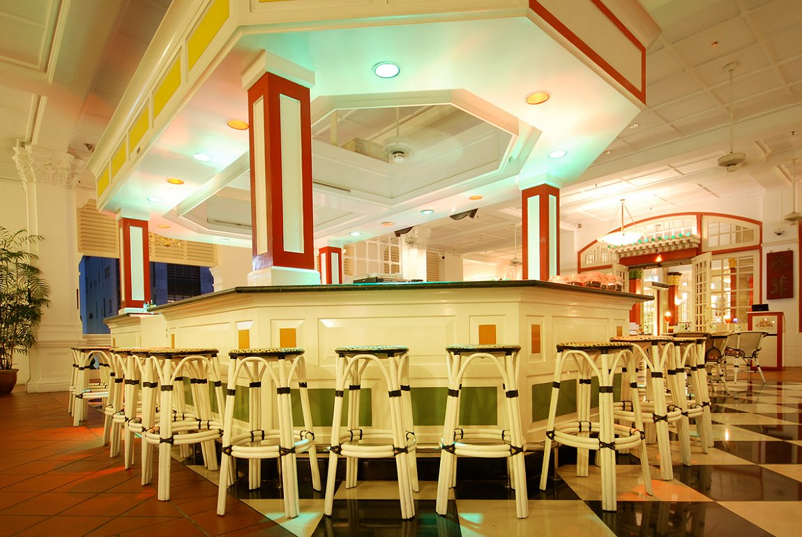 Doc Cheng's Restaurant, Raffles Hotel