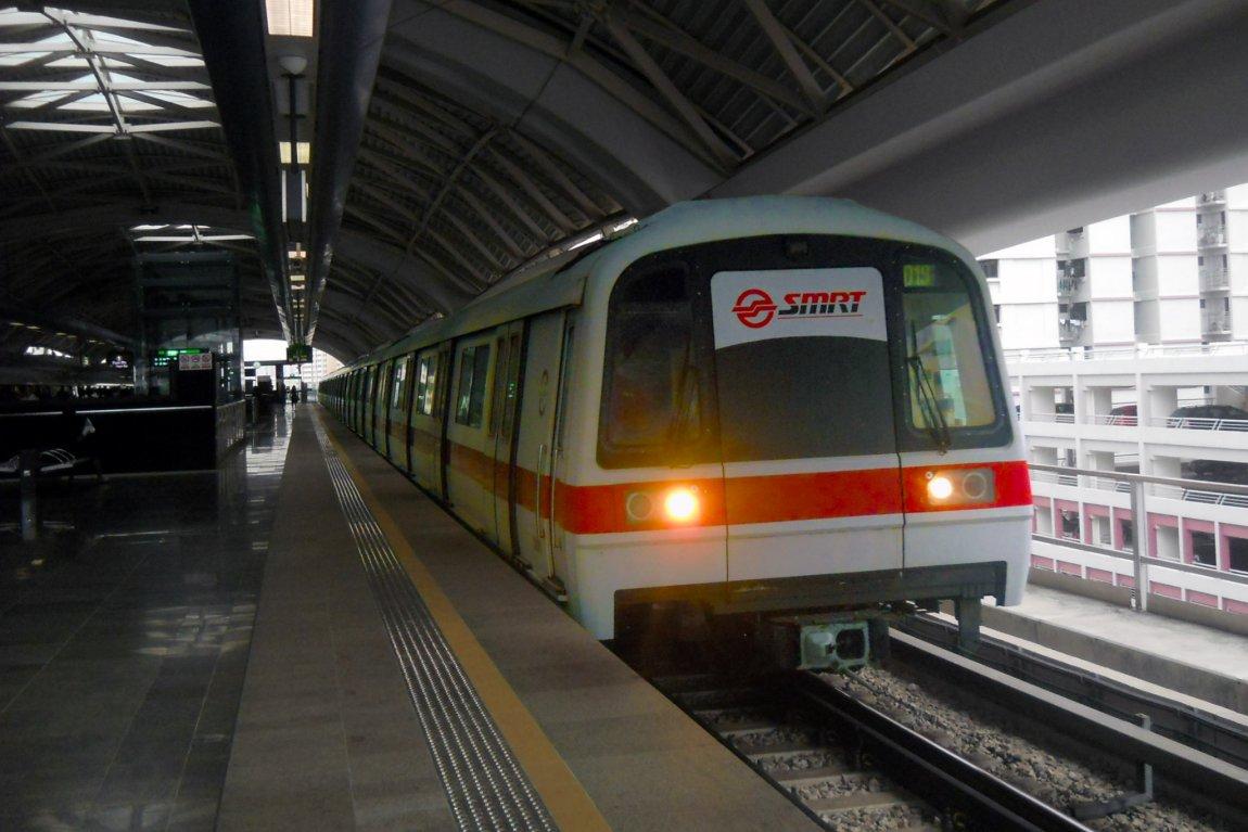 Pioneer MRT Station