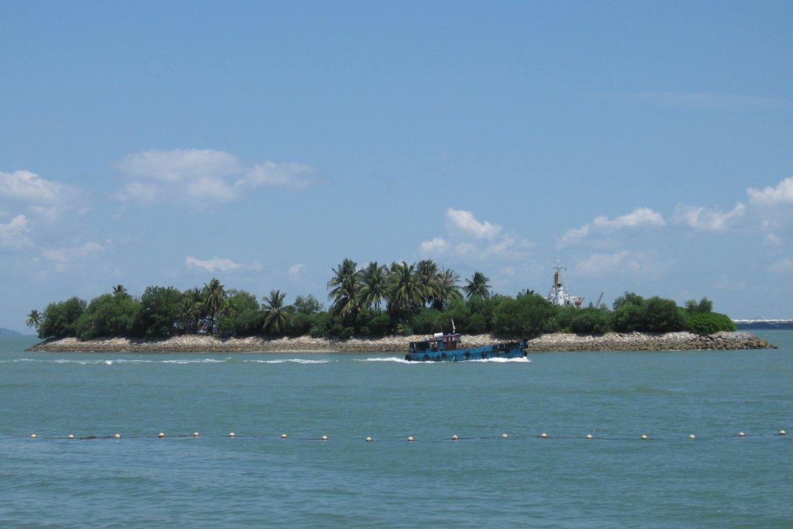 Pulau Palawan in Singapore