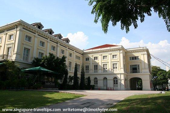 Asian Civilizations Museum, Empress Place Building