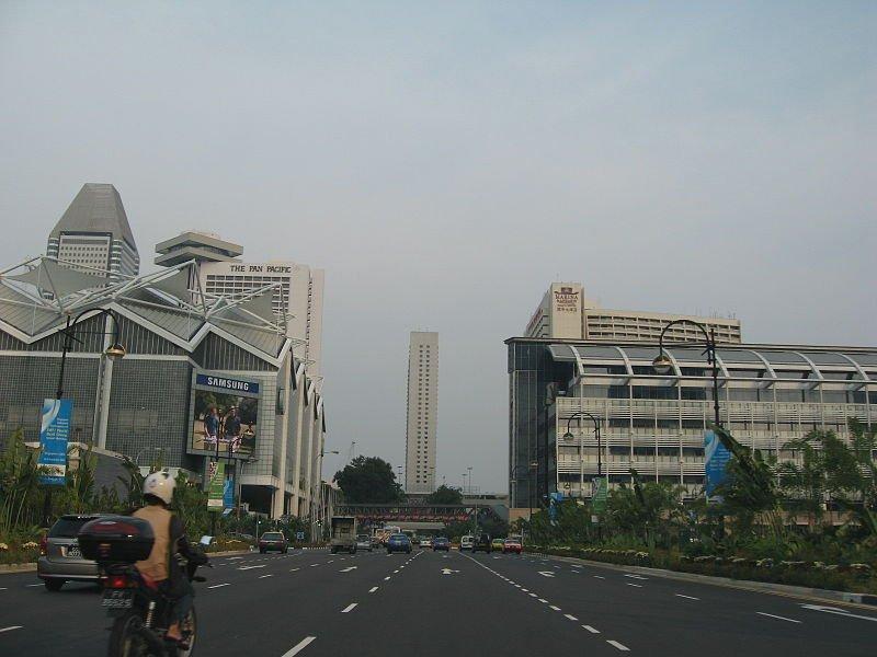 Bras Basah Road, Singapore