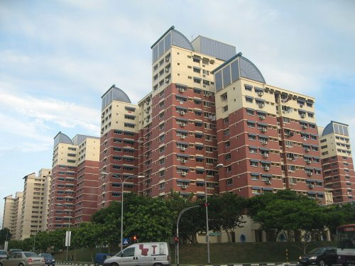Pasir Ris HDB Flats