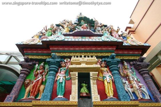 Sri Vadapathira Kaliamman Temple, Little India