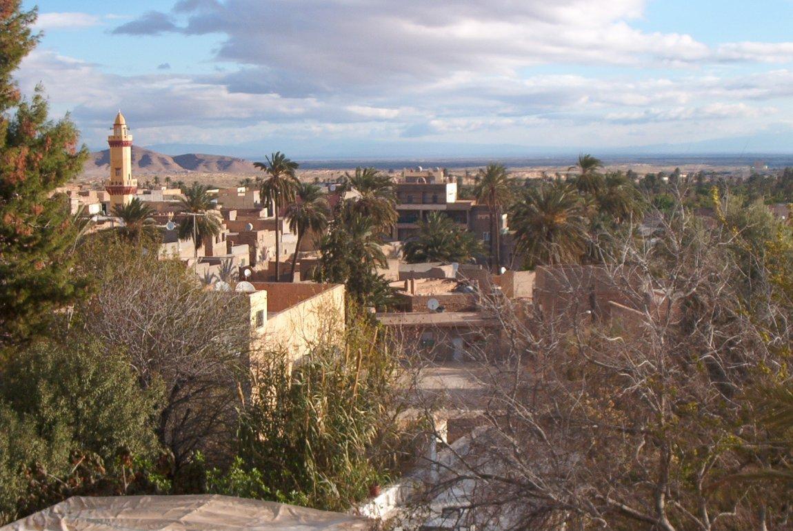 Bousaayed in Algeria