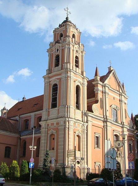 All Saints Church, Vilnius