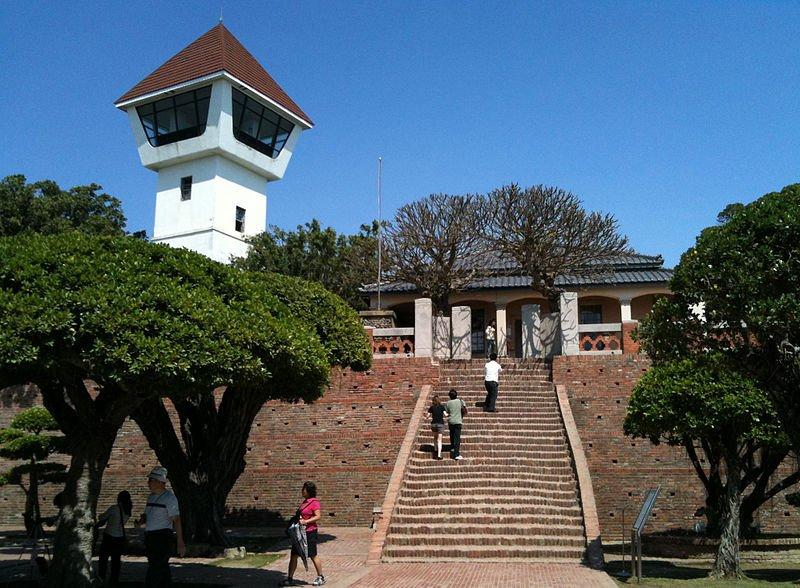 Anping Fort, Tainan