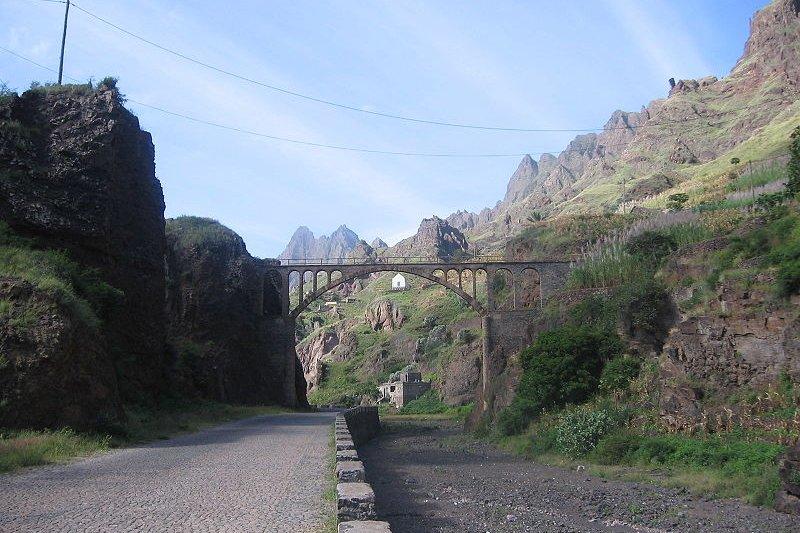 Aqueduto Ribeira Grande, Cape Verde