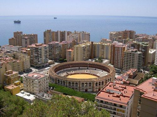 Arena of La Malagueta, Málaga