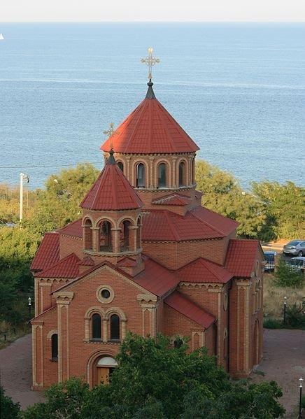 Armenian Church of St Gregory the Illuminator, Odessa