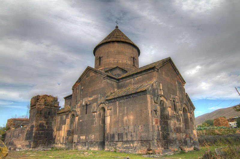 13th century Armenian Church in Yeghipatrush