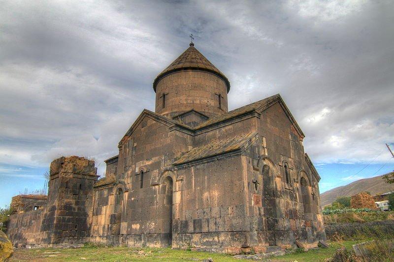 13th century Armenian Church in Yeghipatrush