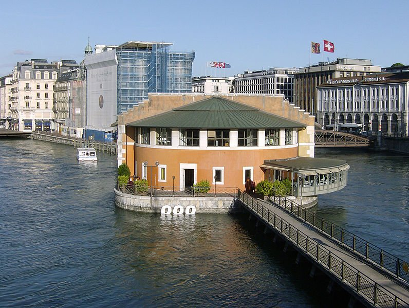 Galerie d'Art en Île in Geneva