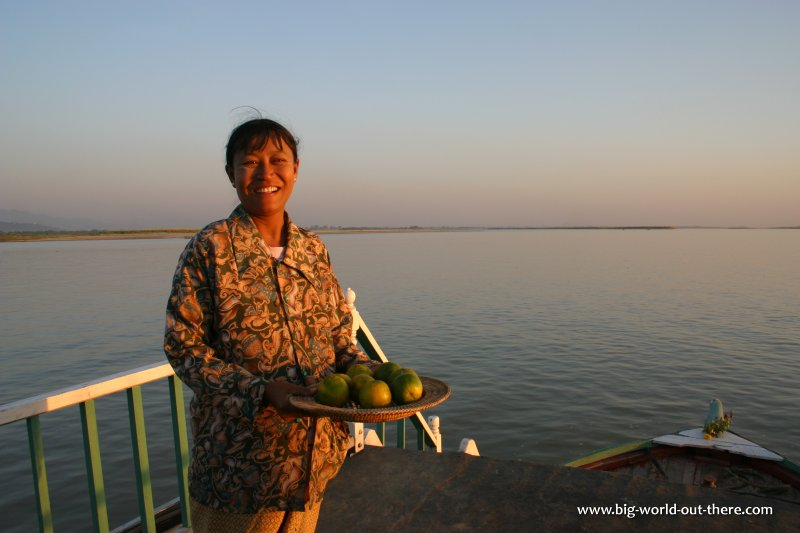Ayeryarwady River Cruise