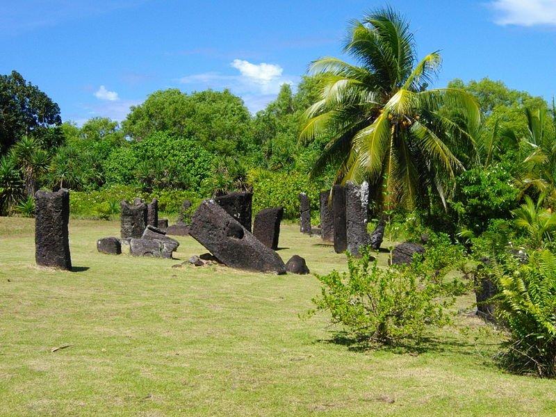 Badrulchau Stone Monoliths, Palau