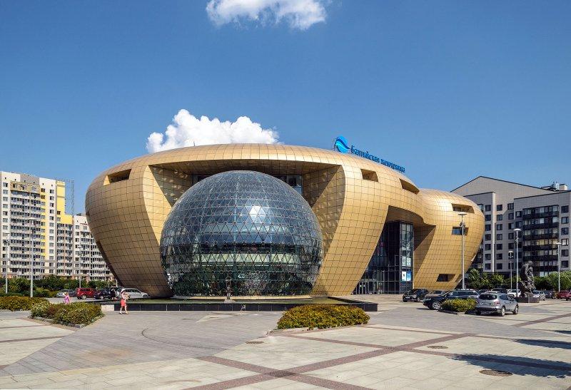 Baltic Pearl Centre, Saint Petersburg