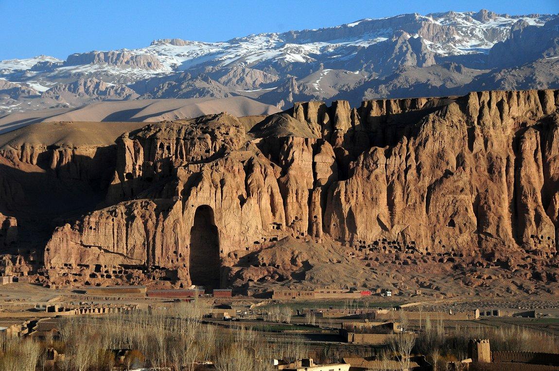 Bamiyan Valley, Afghanistan