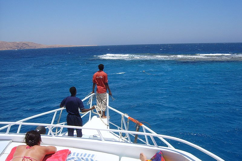 Banana Reef, Egypt