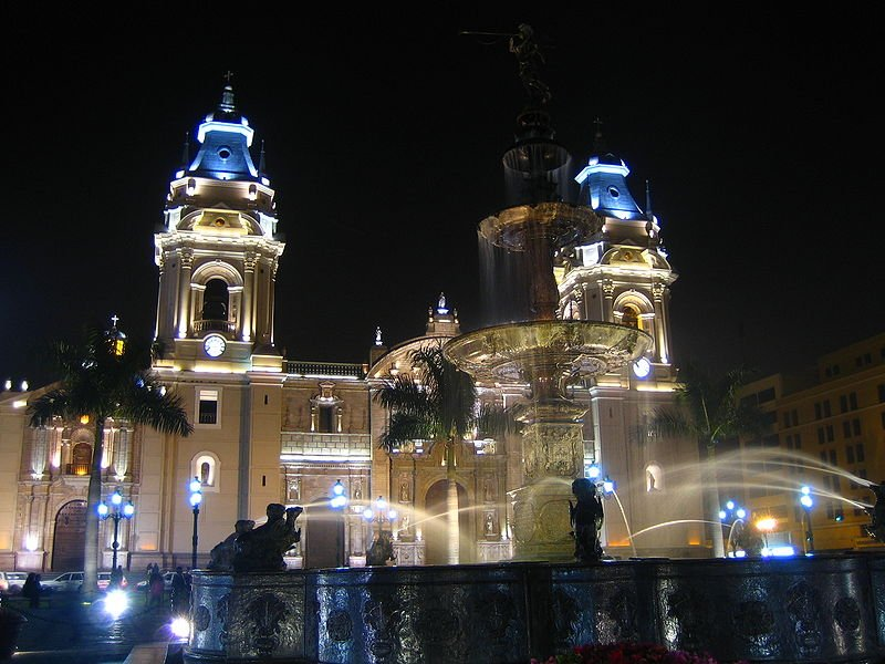 Basilica Cathedral of Lima