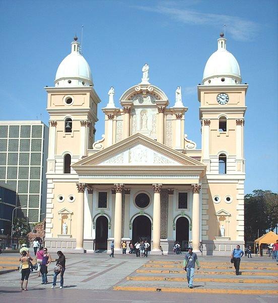 Basilica de Nuestra Señora de Chiquinquirá, Maracaibo