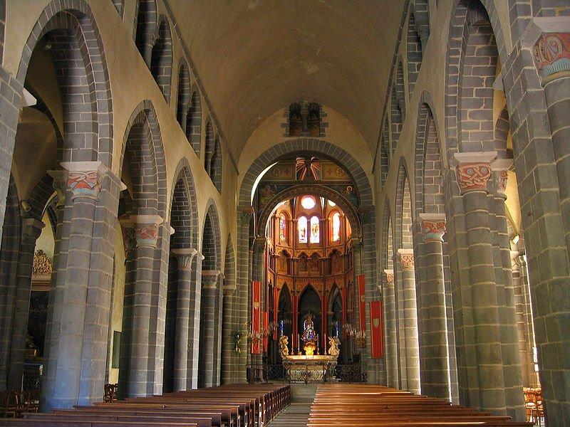 Basilique Saint Amable, Riom