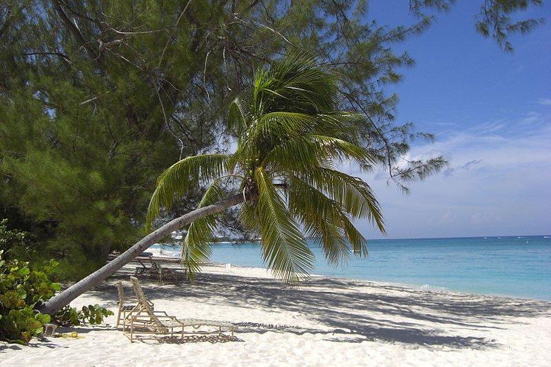 Beach on Grand Cayman