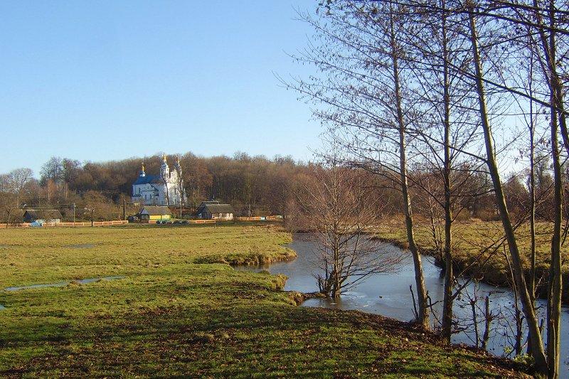 Belarus landscape
