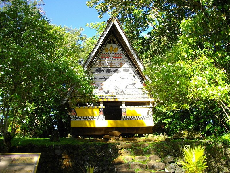 Belau National Museum, Palau